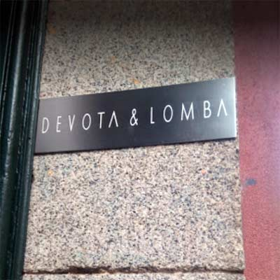 Tienda Devota y Lomba Madrid