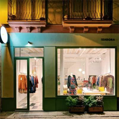 Tienda Isadora Sevilla