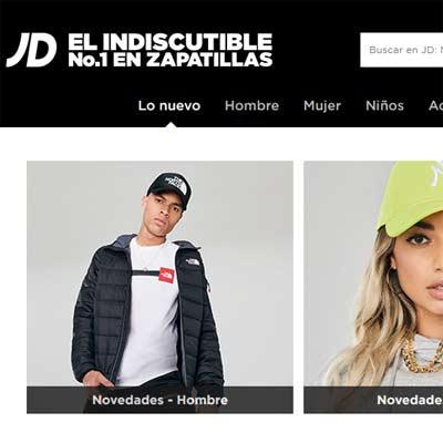 Tienda Online de Deportes JD Sports