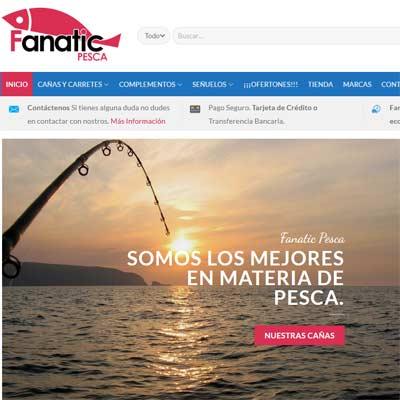 Tienda Online de Pesca Fanatic Pesca