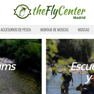 Tienda Online de Pesca The Fly Center