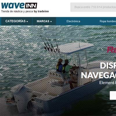 Tienda Online de Pesca Waveinn