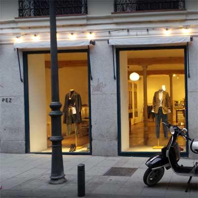 Tienda Pez Madrid