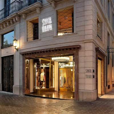 Tienda Santa Eulalia Barcelona