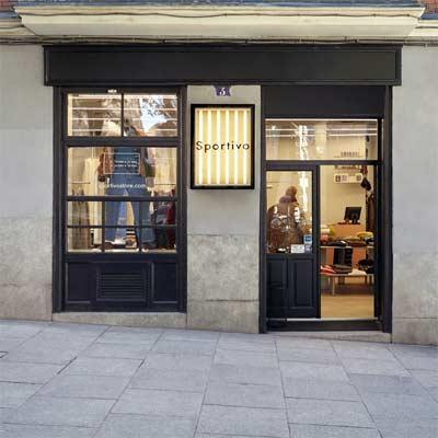 Tienda Sportivo Madrid