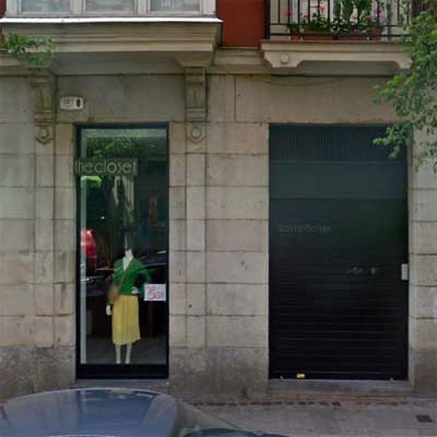 Tienda The Closet Bilbao