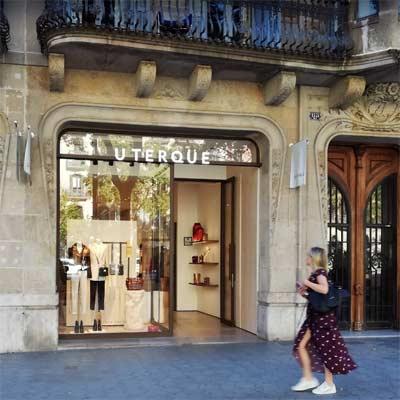 Tienda Uterque Barcelona