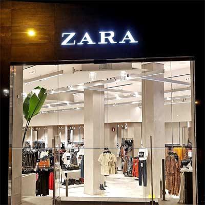 Tienda Zara Bilbao