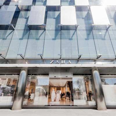 Tienda Zara Madrid