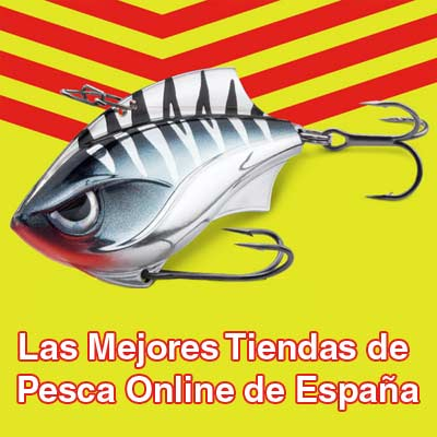 Tiendas de Pesca Online en España