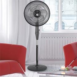 Utilizar los ventiladores