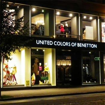 Tiendas Benetton