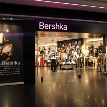Tiendas Bershka