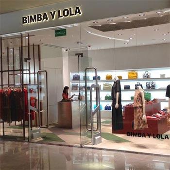 Tiendas Bimba y Lola