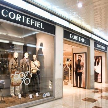 Tiendas Cortefiel