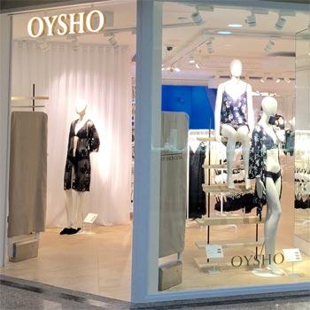Tiendas Oysho