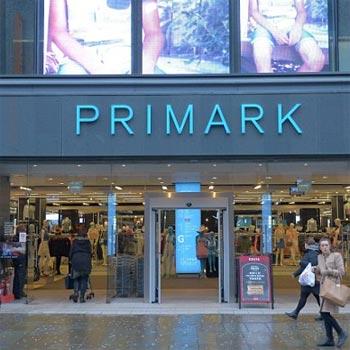 Tiendas Primark