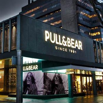 Tiendas Pull & Bear
