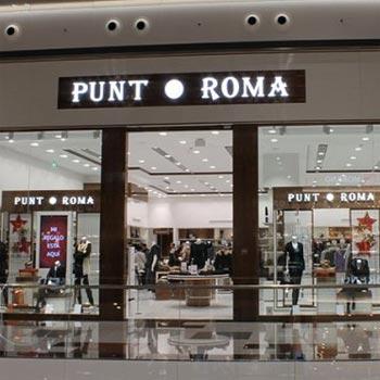 Tiendas Punto Roma