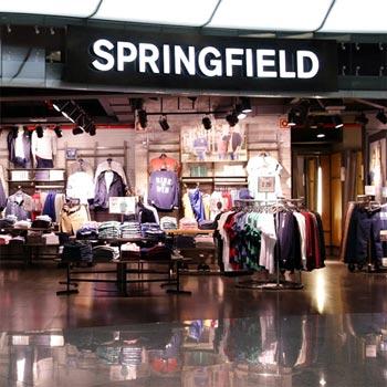 Tiendas Springfield