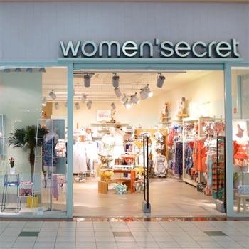 Tiendas Women Secret